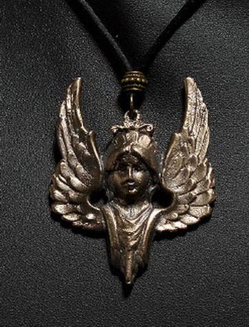 Gothic Angel Pendant