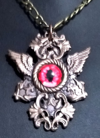 Eye of Enlil Pendant