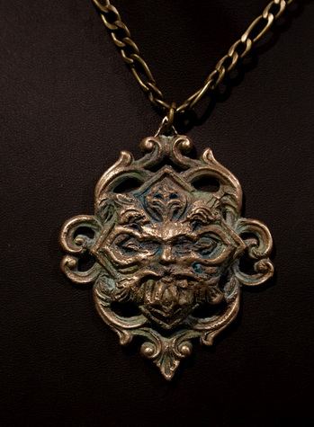Limited Edition Greenman Pendant