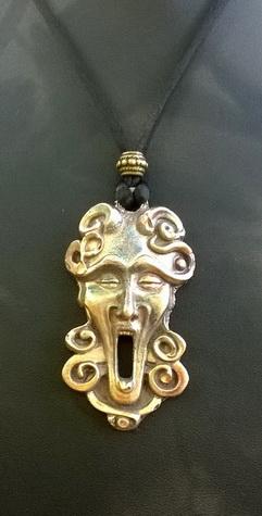 Yawner Pendant