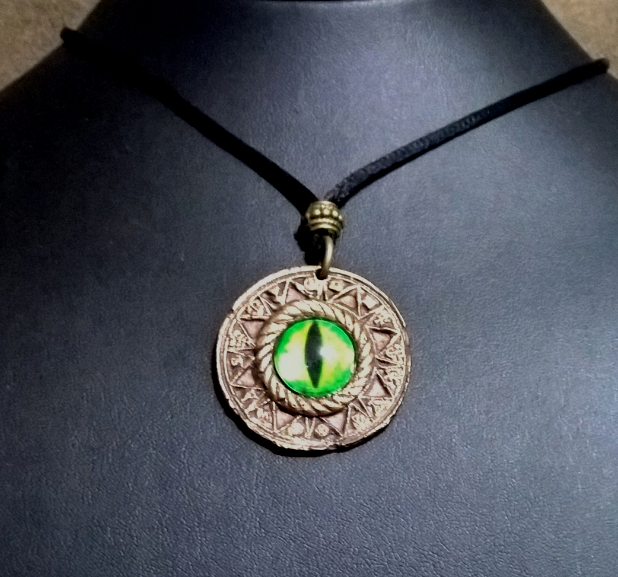 Eye of Alhazarad Pendant