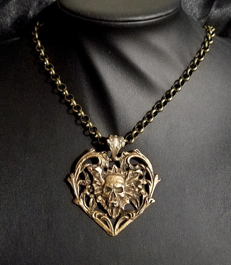 Limited Edition Thanatos Pendant