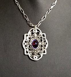 Victorian Elegance Pendant
