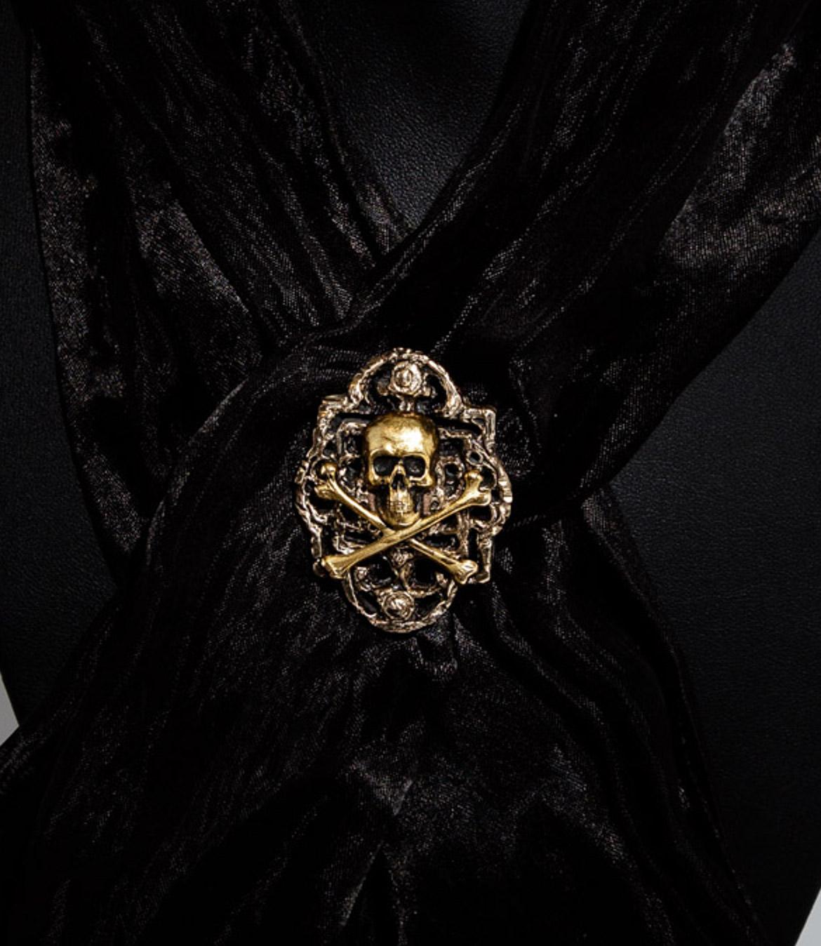 Skull & Bones Pin